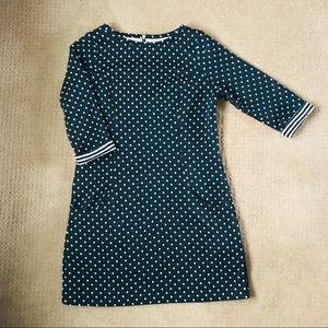 Boden Polka Dot Dress Size 8